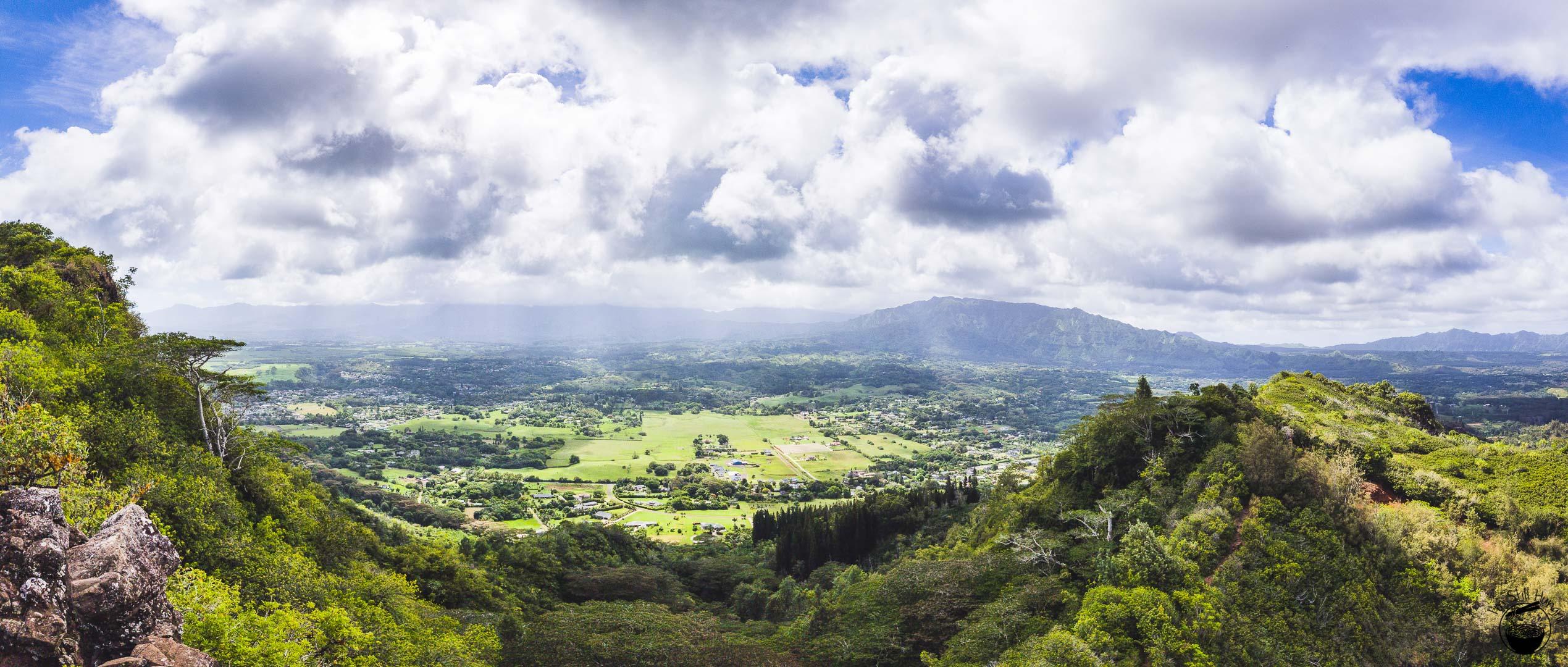 Nounou Trail Sleeping Giant Walk Kauai