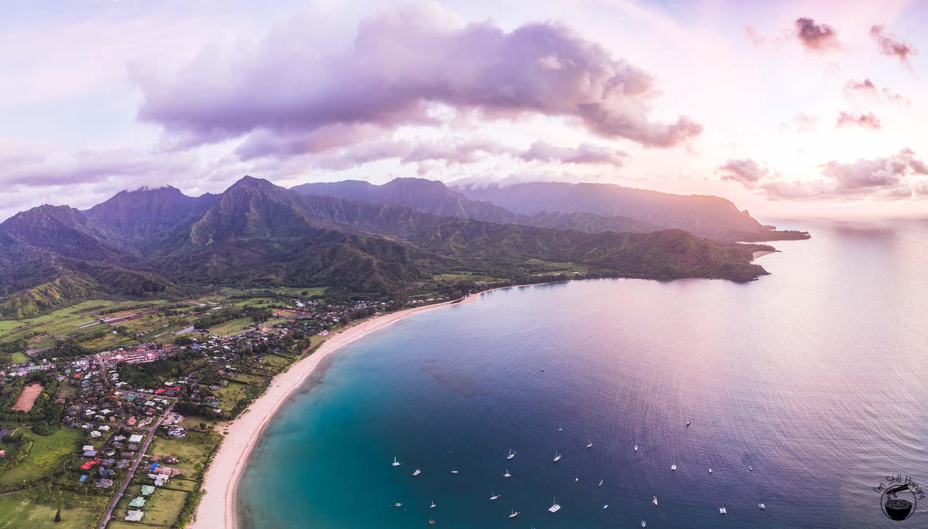 Hanalei Pier Hawaii