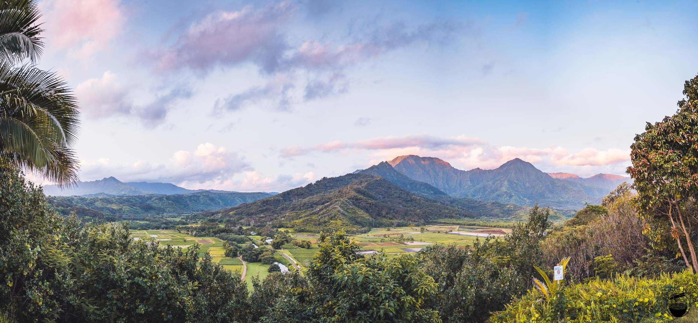 Hanalei Valley Lookout Kauai