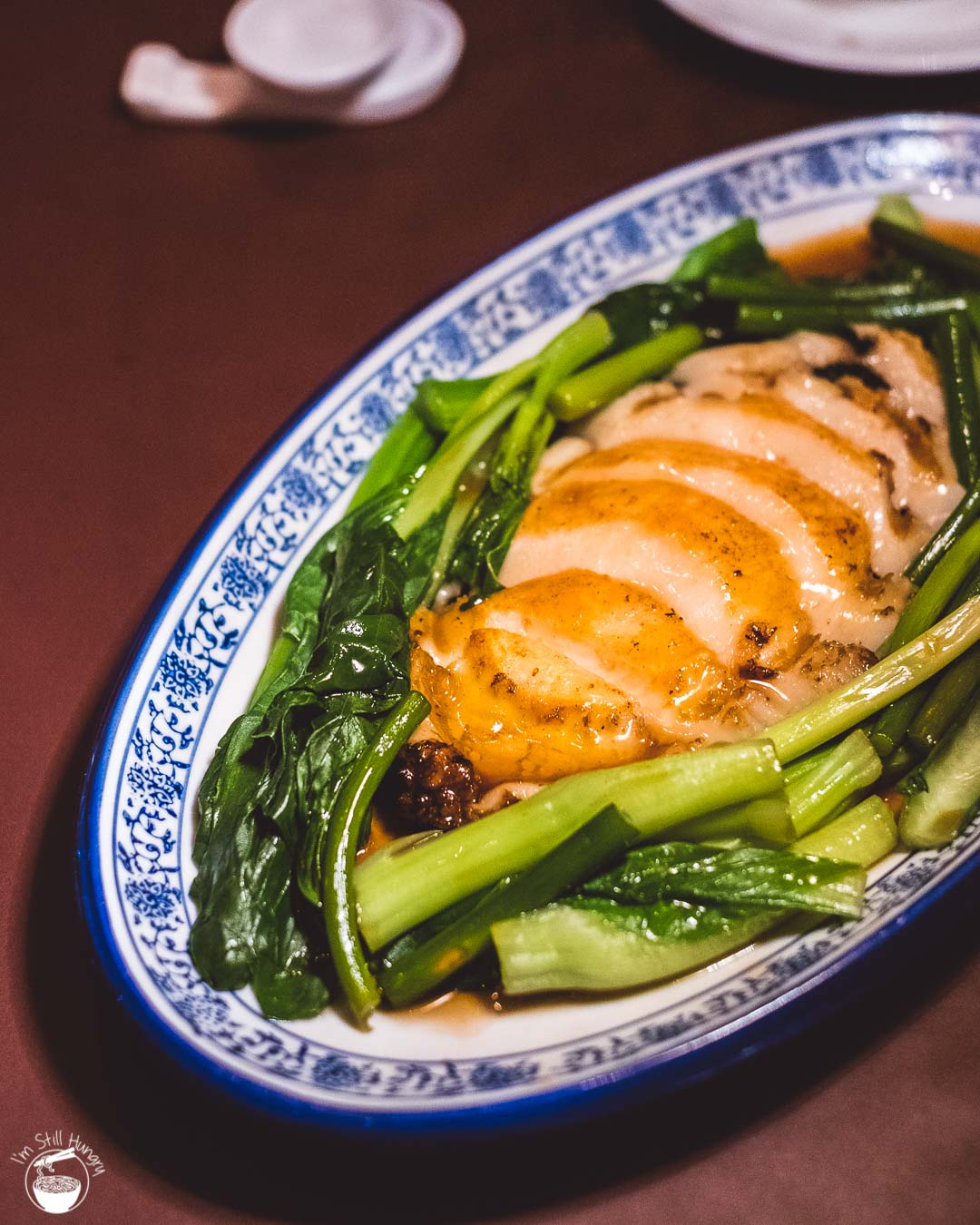Jade Temple Sydney Neil Perry Abalone w/oyster sauce