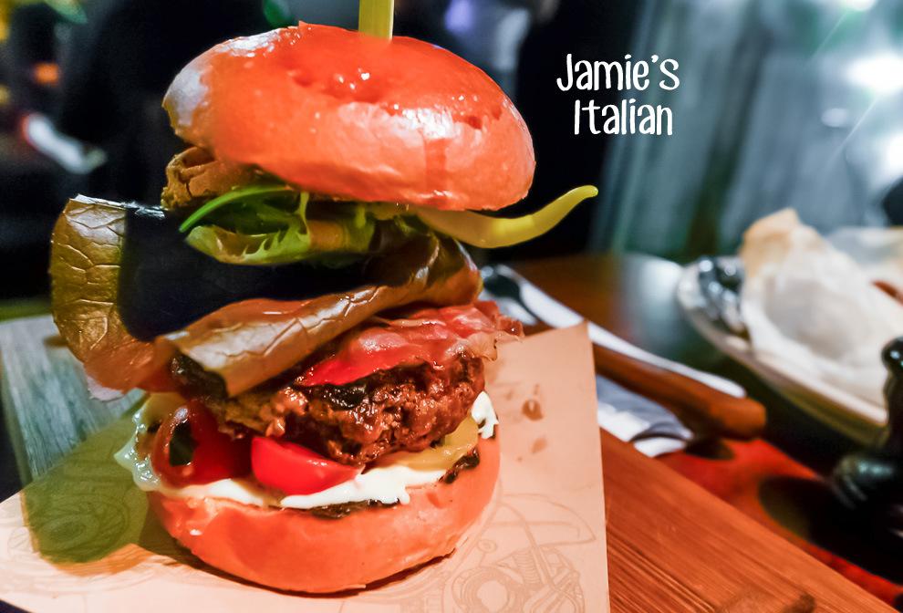 Jamie's Italian Cover