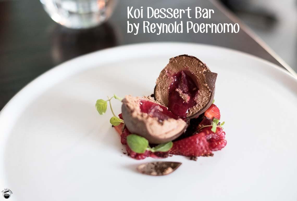 Koi Dessert Bar