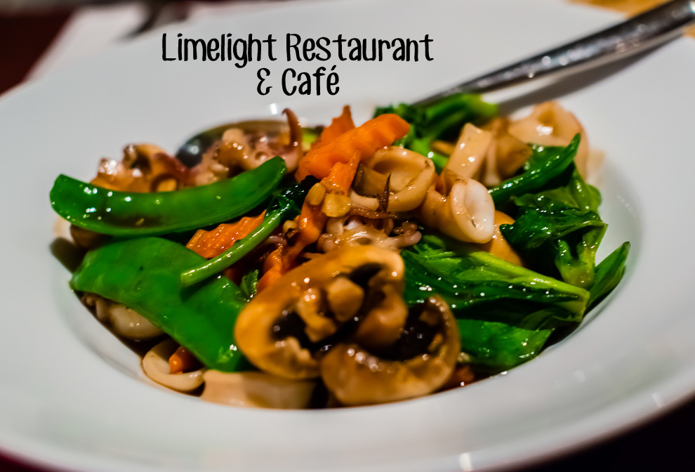 Limelight Cafe Cover