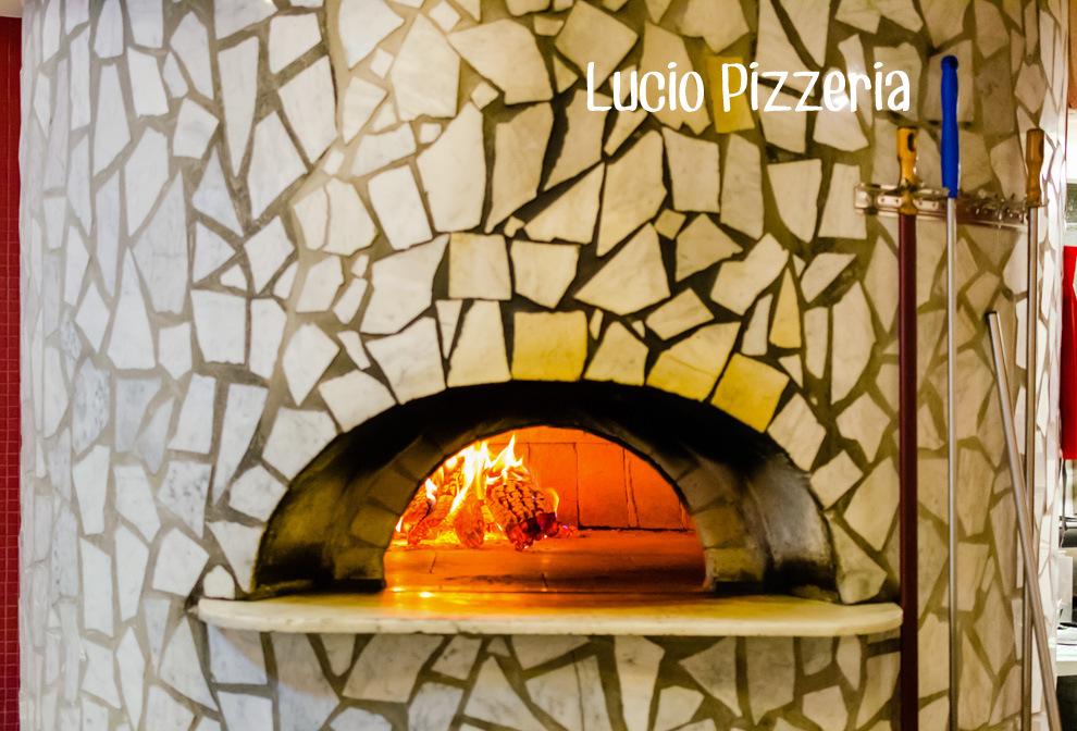 Lucio Pizzeria Cover