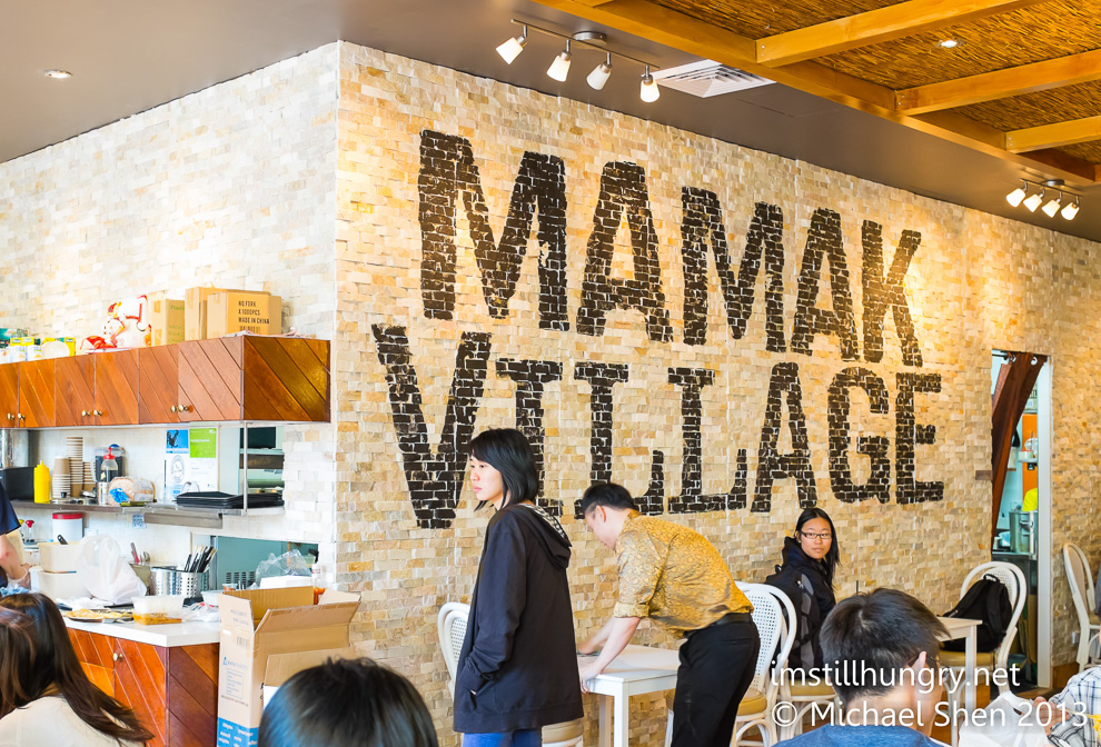 Mamak Village Cover