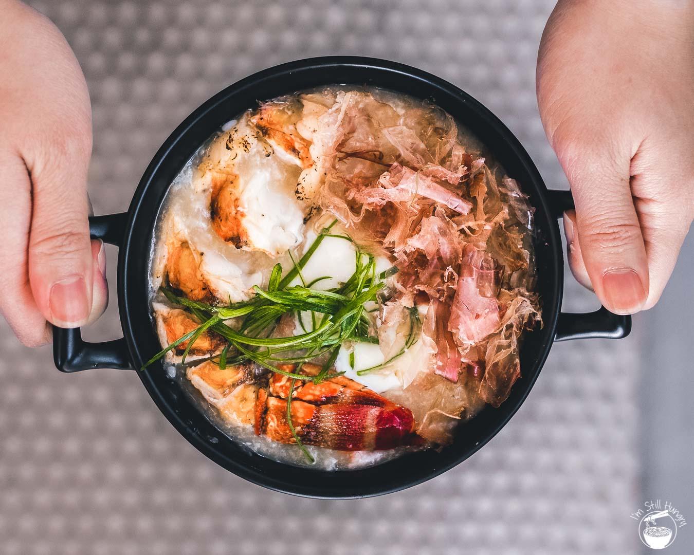 Meet Mica Surry Hills lobster congee