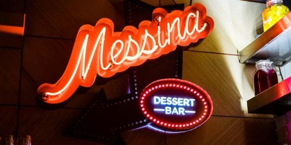 Messina Dessert Bar Cover