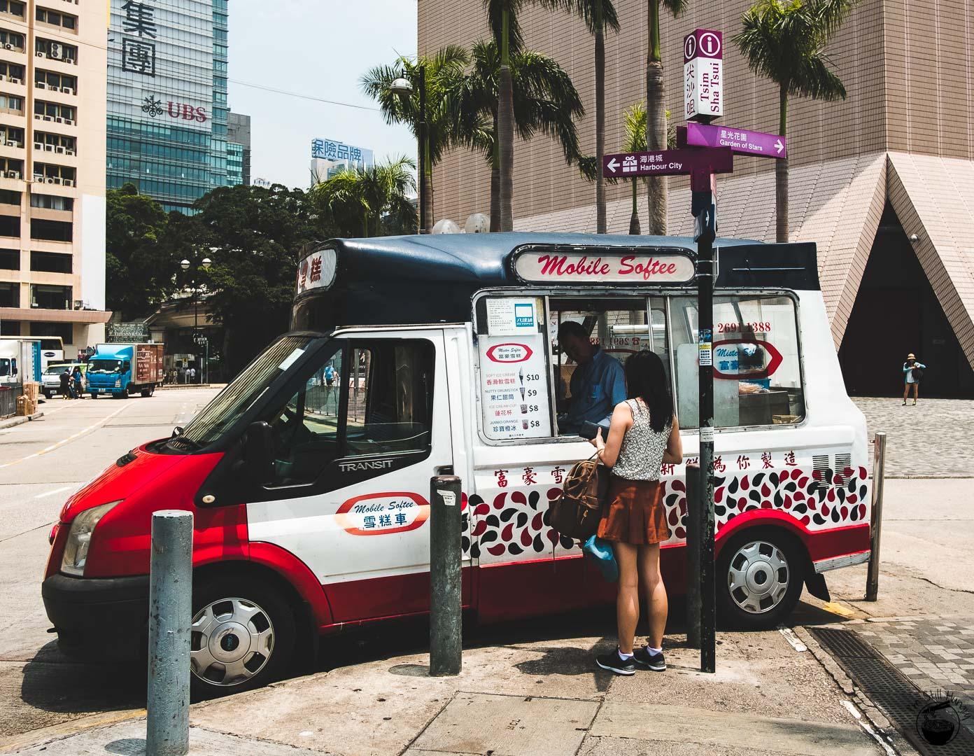 Mobile Softee Hong Kong