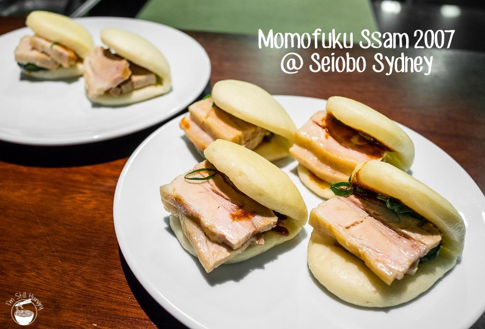 Momofuku Seiobo Ssam