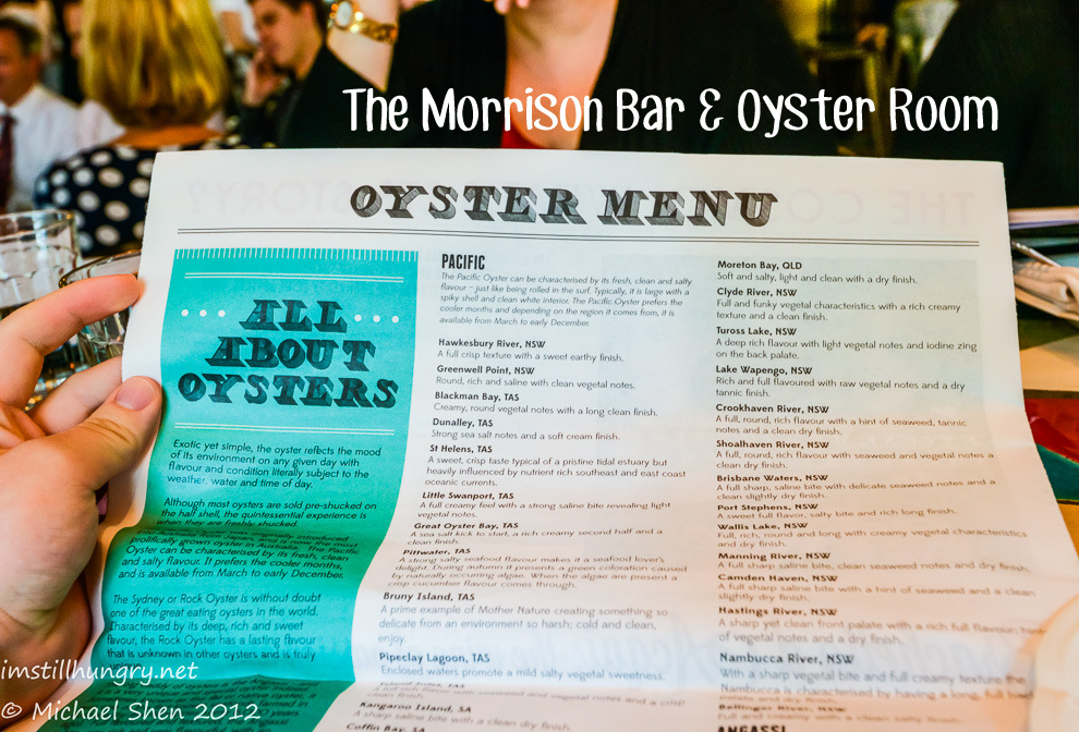 Morrison's Cover
