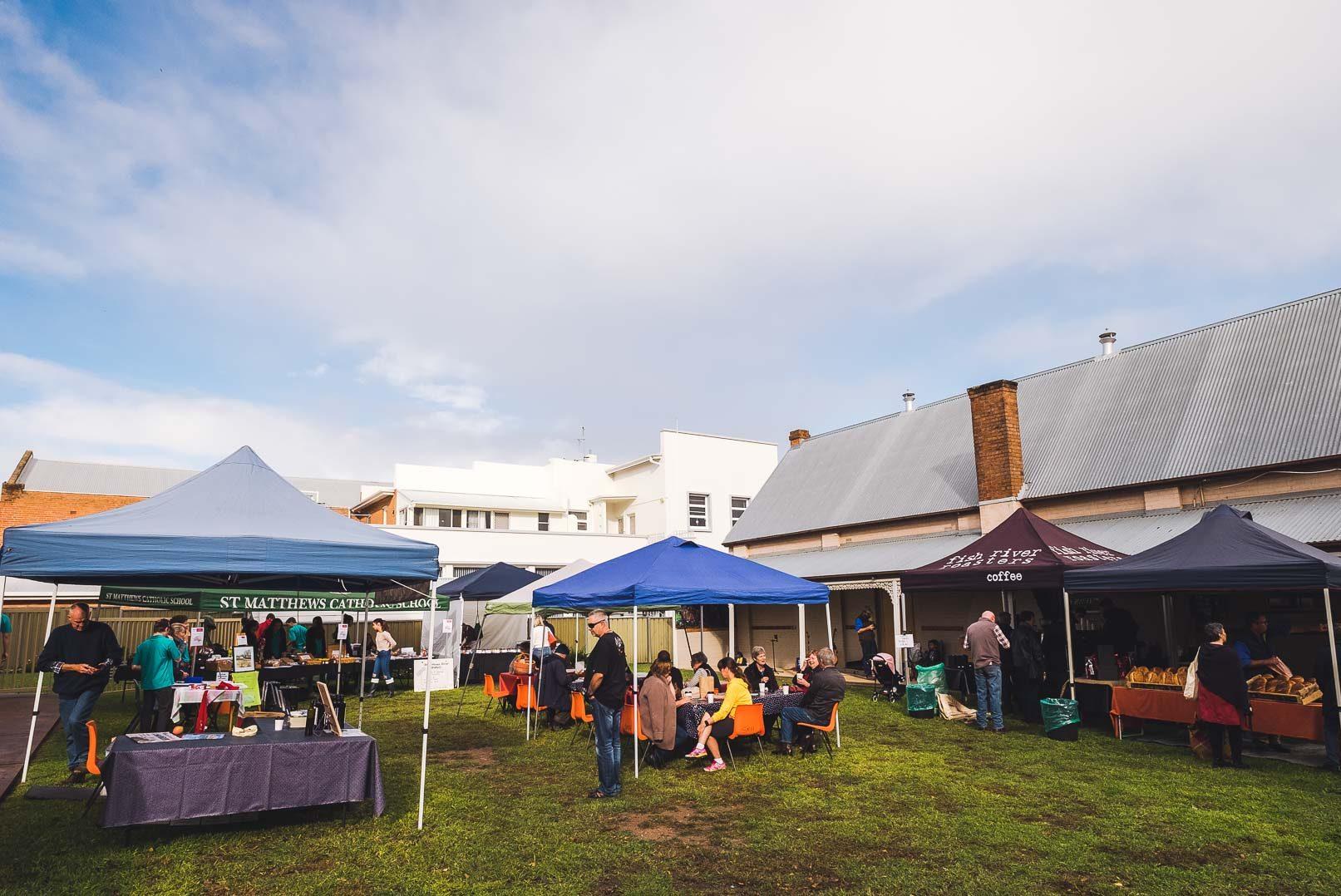 Mudgee Farmer's Market