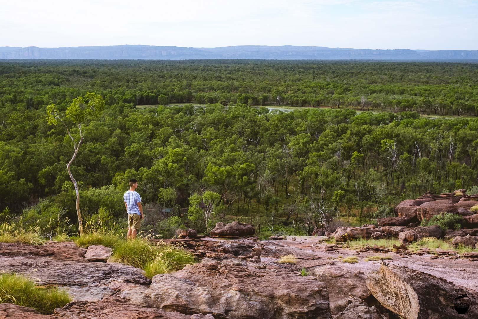 Kakadu National Park Nawurlandja Lookout