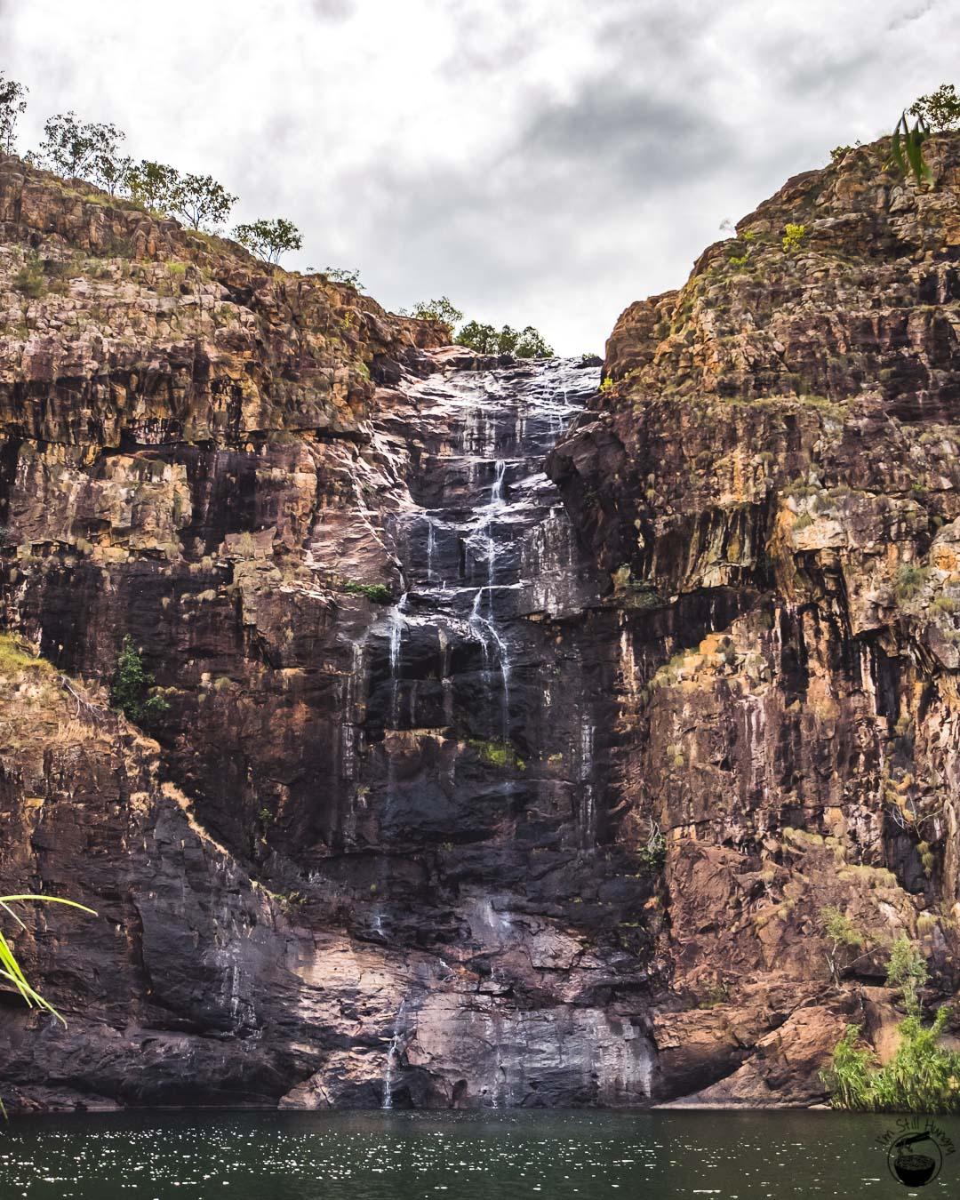 Kakadu National Park Gunlom Waterfall