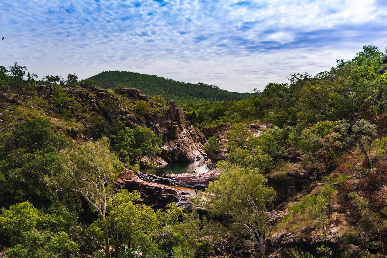 Kakadu National Park Gunlom Creek