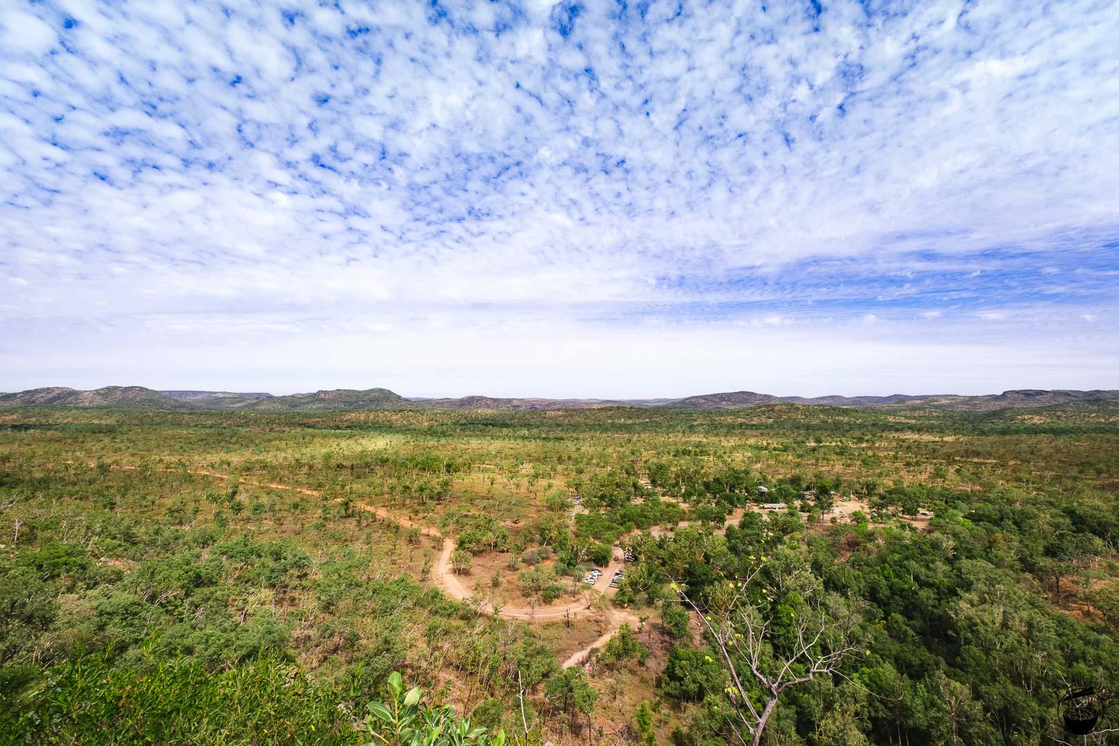 Kakadu National Park Gunlom Lookout