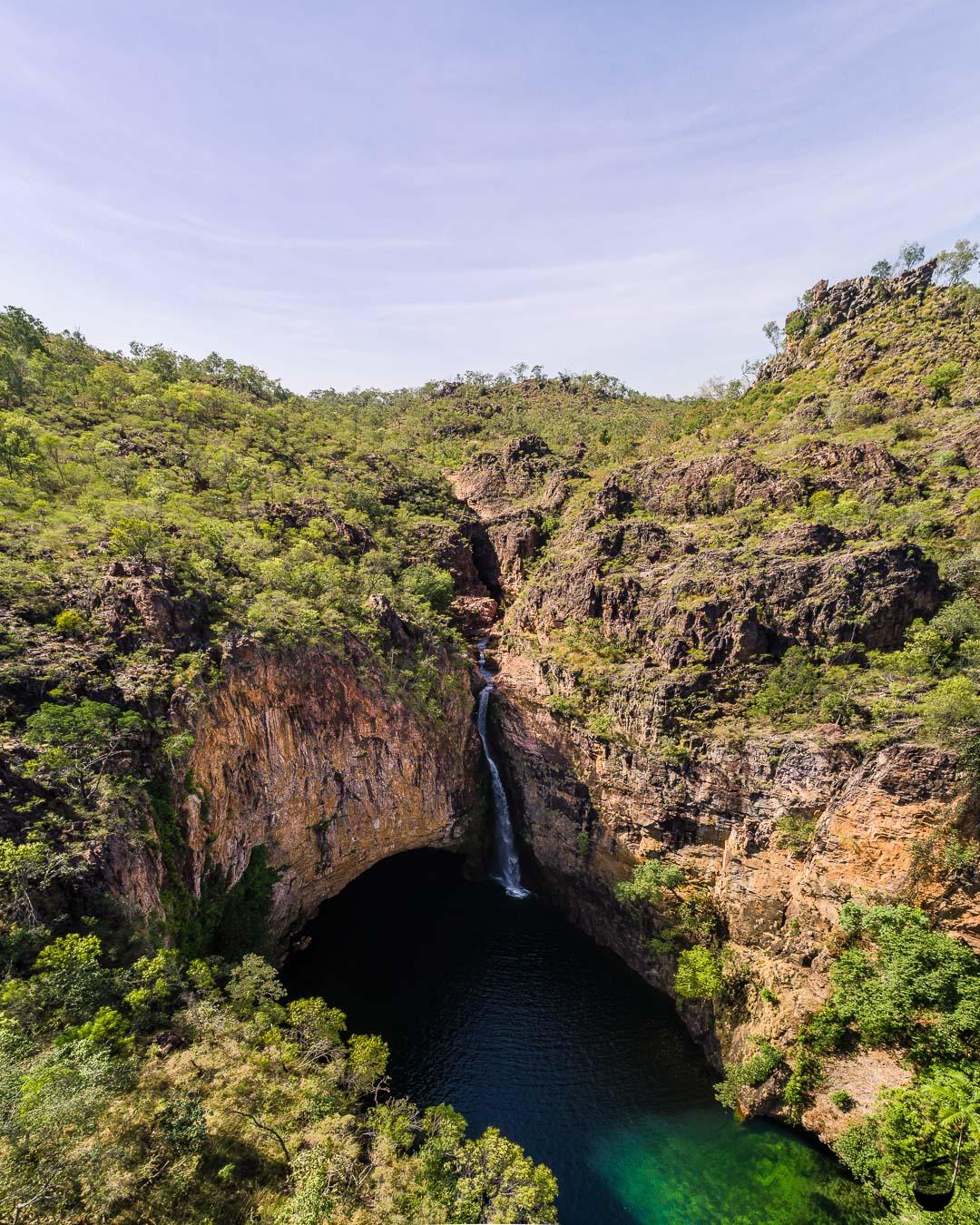 Litchfield National Park Tolmer Falls