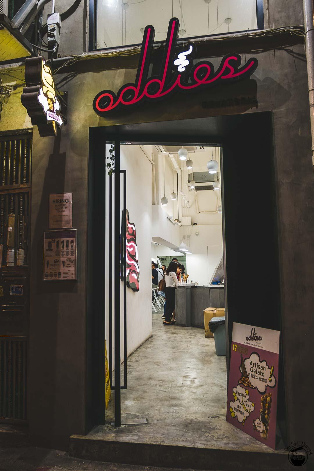 Oddies Foodies Hong Kong