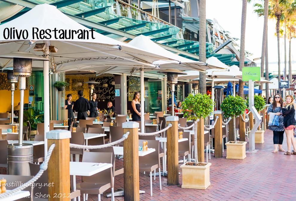 Olivo Restaurant Cover