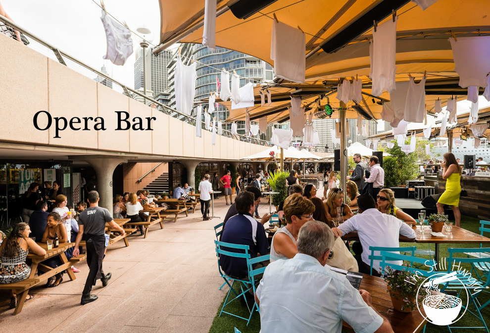 Opera Bar Cover
