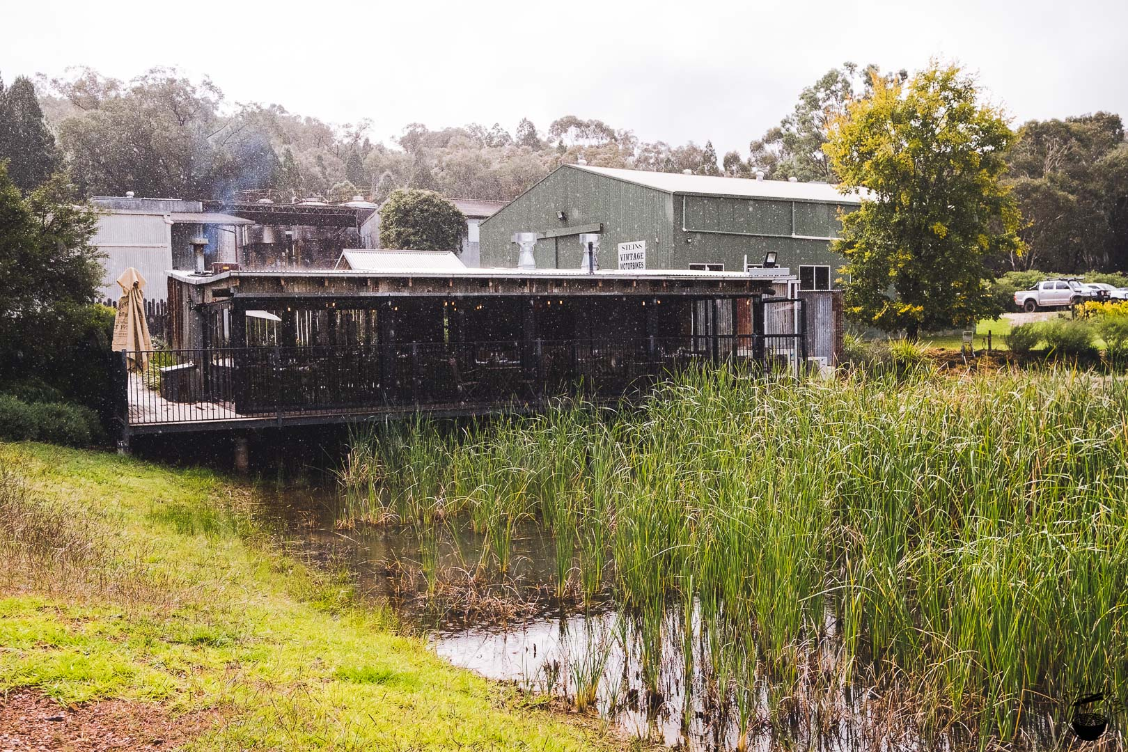 Pipeclay Pumphouse