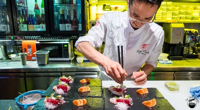 Raita Noda Chef's Kitchen Cover