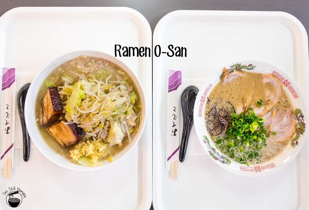 Ramen O-San Dixon Food Court Cover