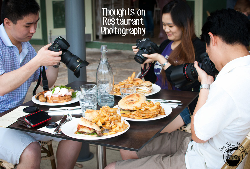 Restaurant Photography Cover