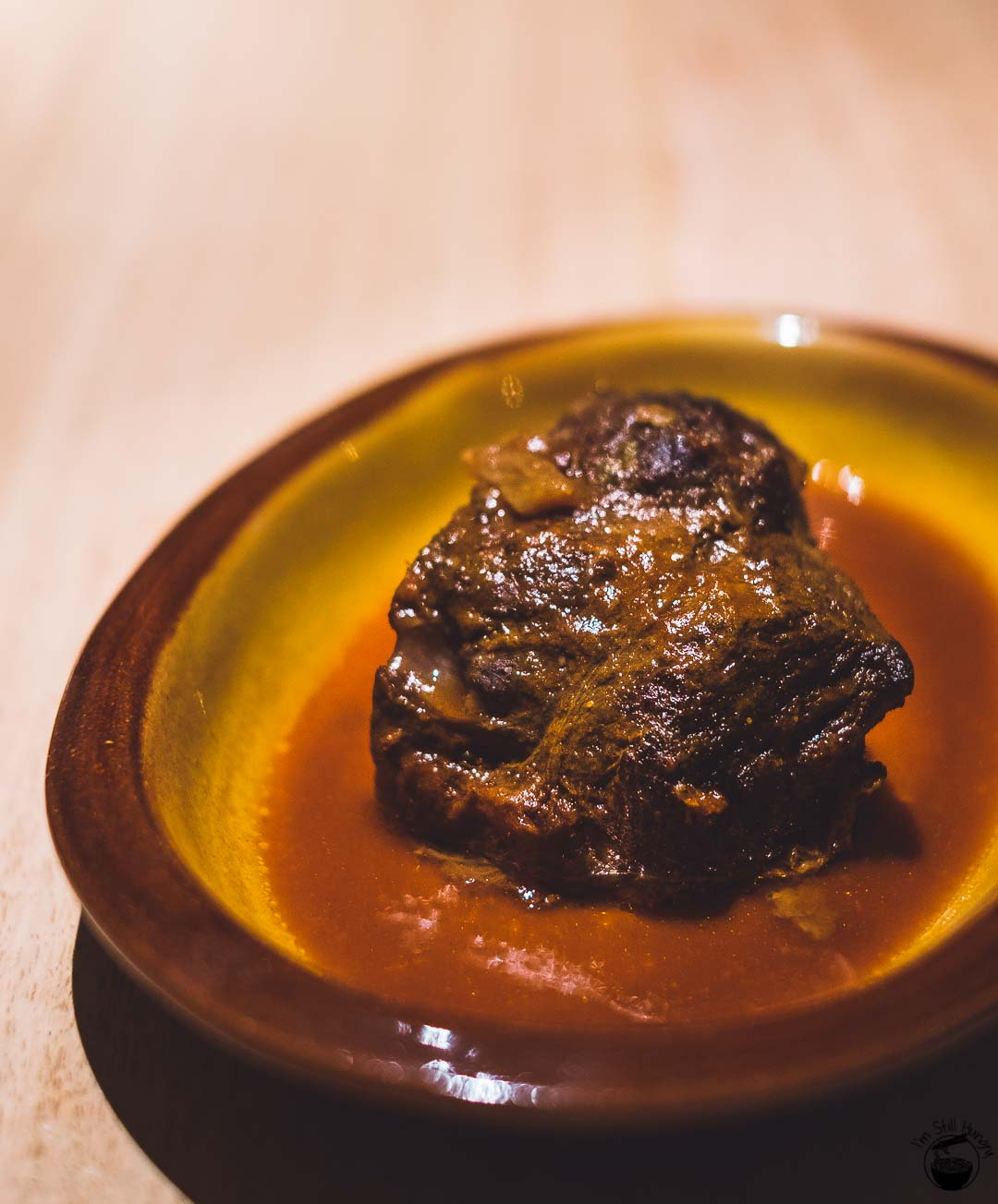 Restaurant Sasaki Surry Hills-20 Beef, red wine, miso & potato