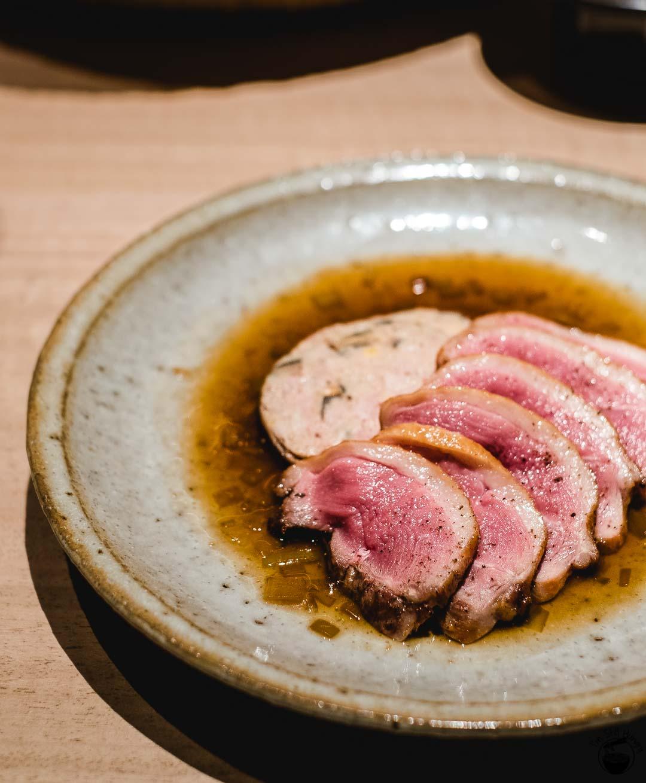 Restaurant Sasaki Surry Hills Second Visit-11 Duck, soy & leek