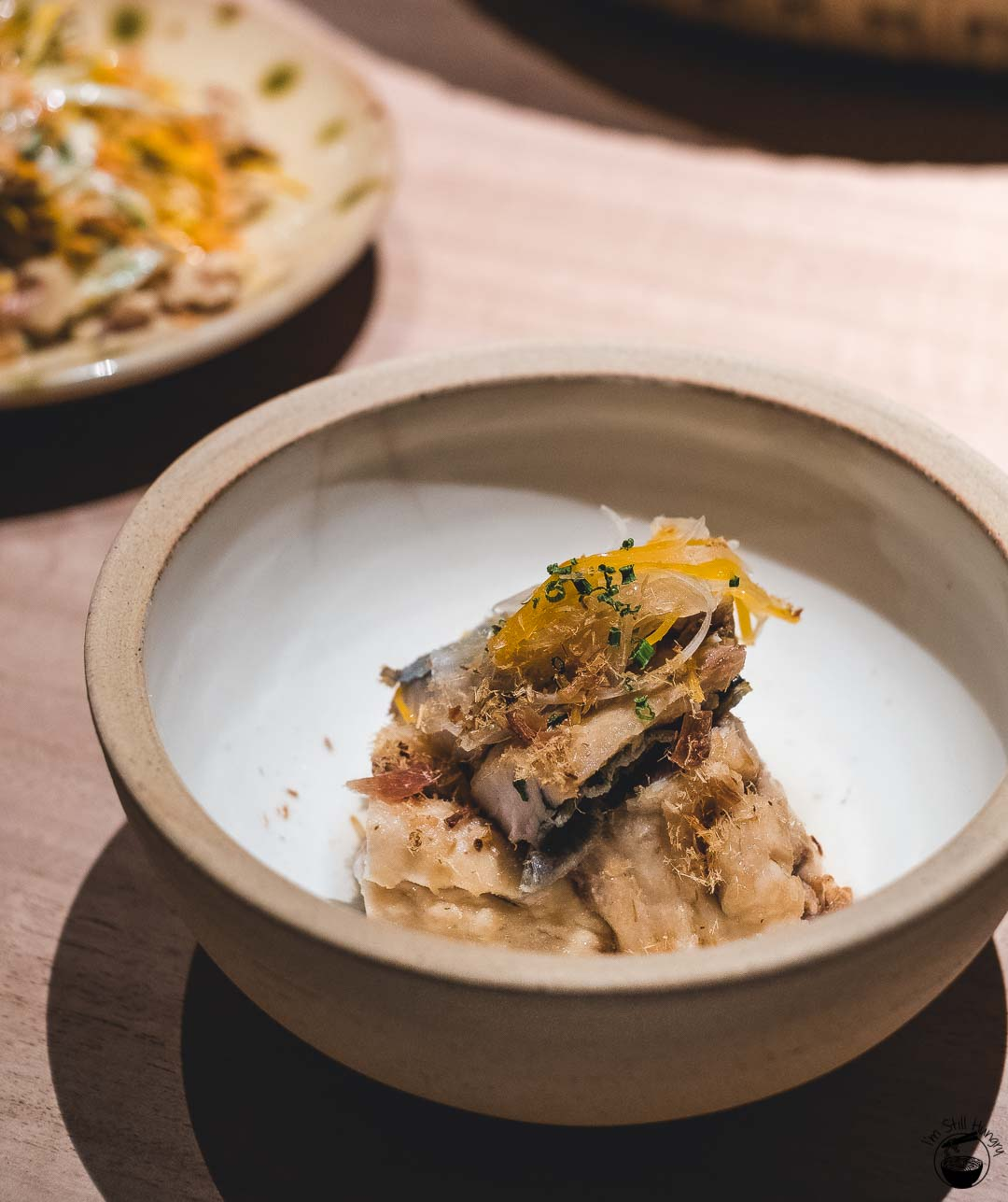 Restaurant Sasaki Surry Hills Second Visit-5 Takimono: fermented mackerel
