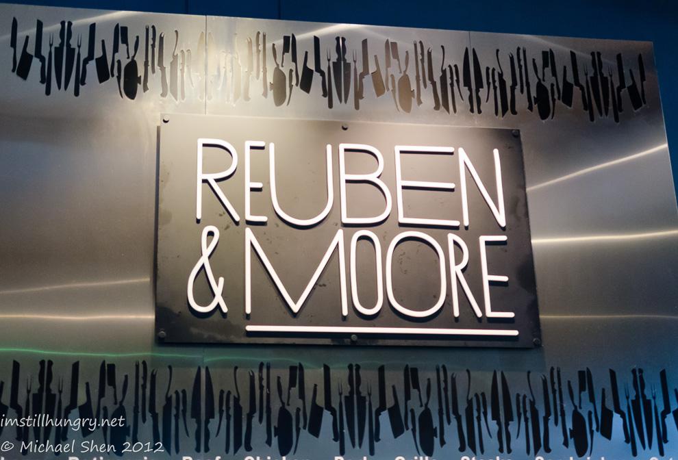 Reuben & Moore Cover