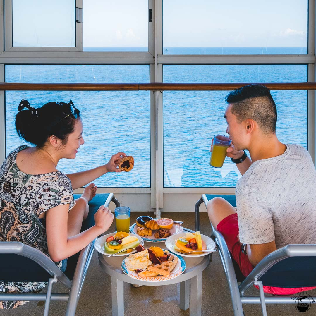 Royal Caribbean Wipeout Cafe-1