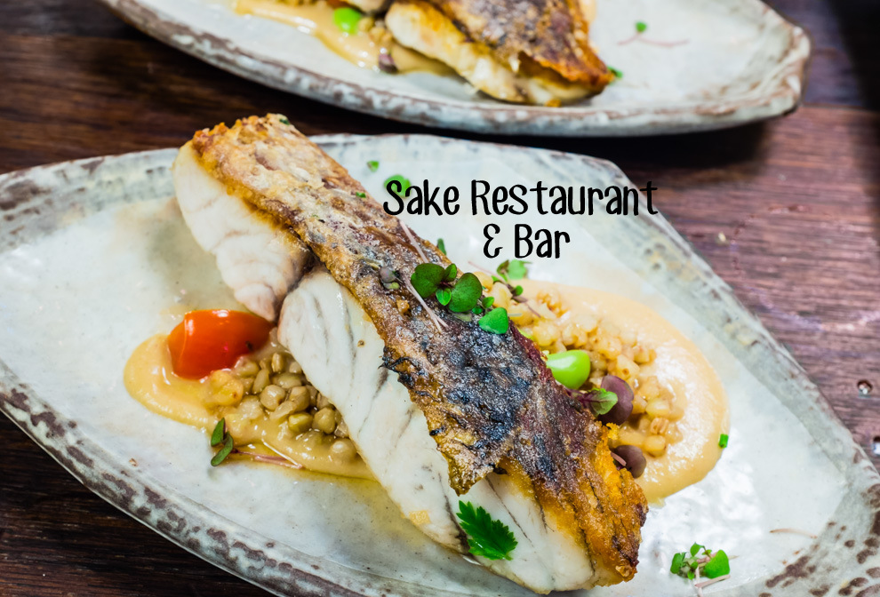 Sake Restaurant 2 Cover