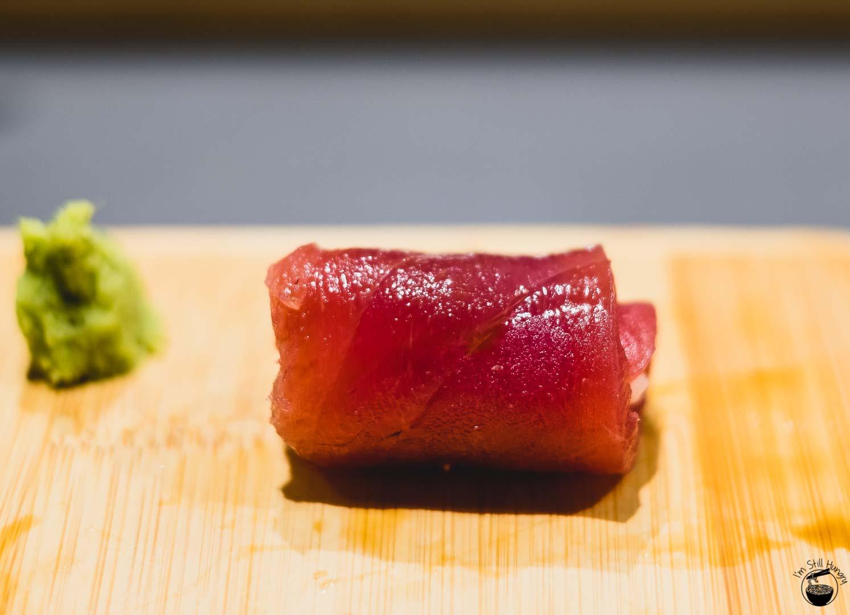 Sashimi Shinsengumi Akami (lean tuna)