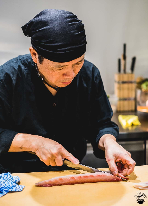 Sashimi Shinsengumi