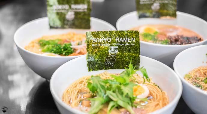 Sokyo Ramen Cover