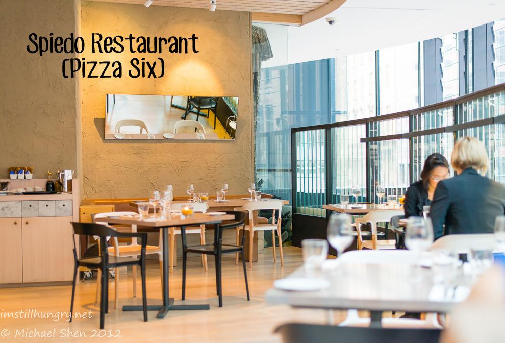 Spiedo Restaurant Cover