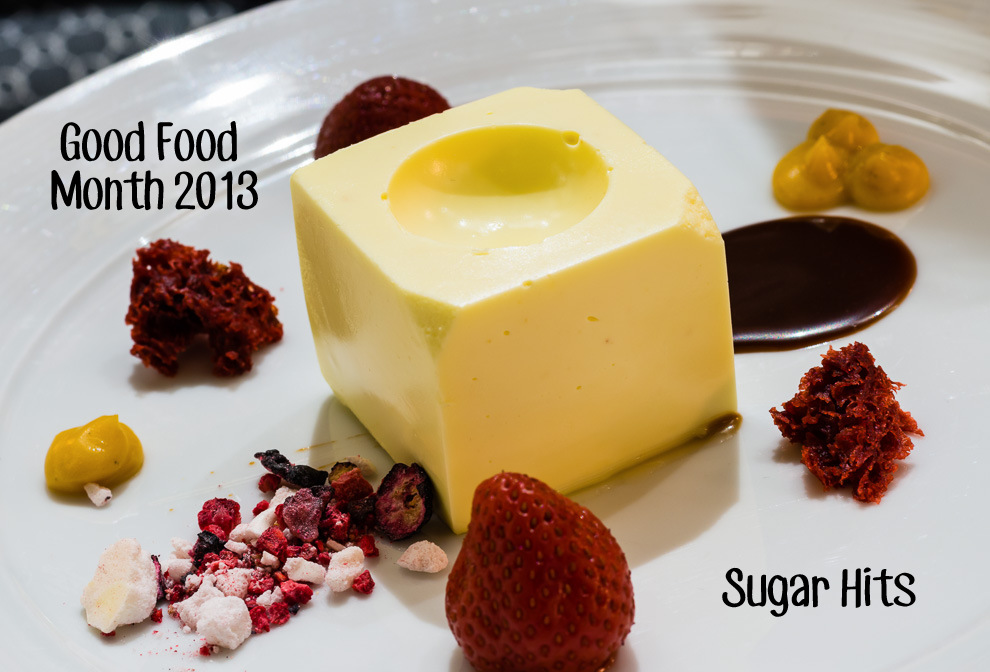 Sugar Hits 2012 Cover