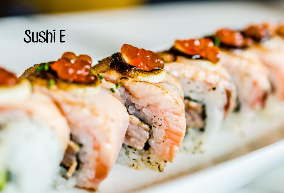 Sushi E 2 Cover