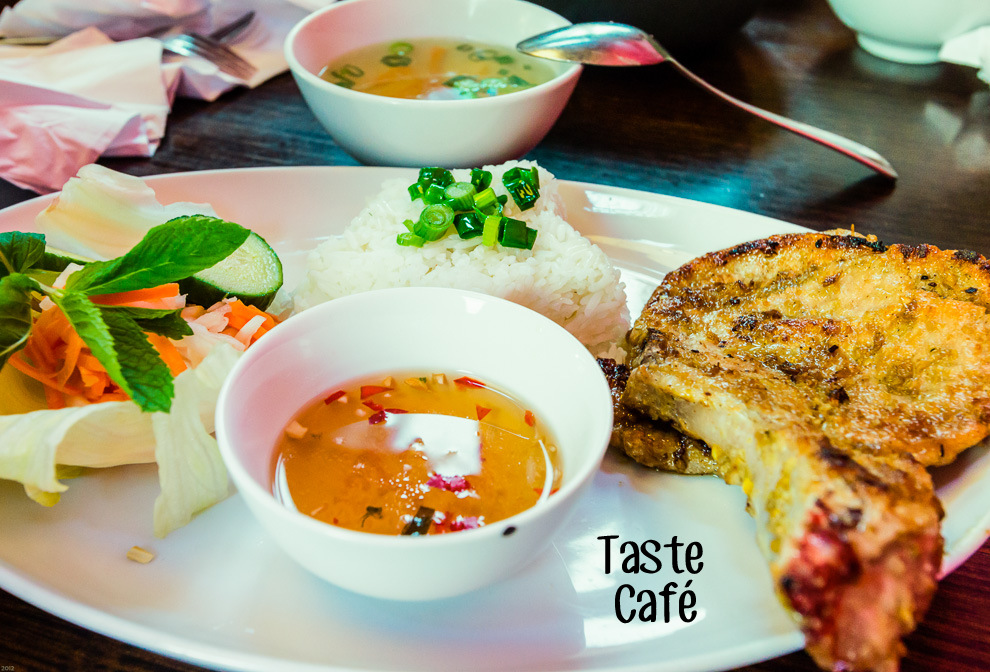 Taste Cafe Cover