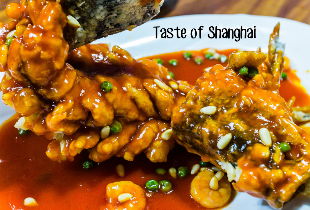 Taste of Shanghai Cover