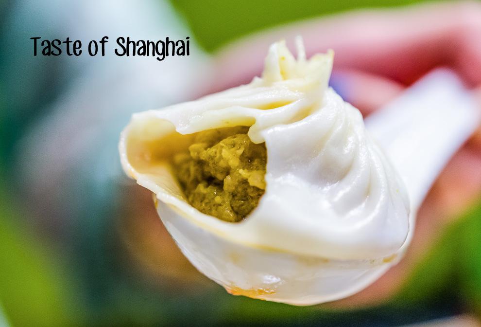 Taste of Shanghai Cover