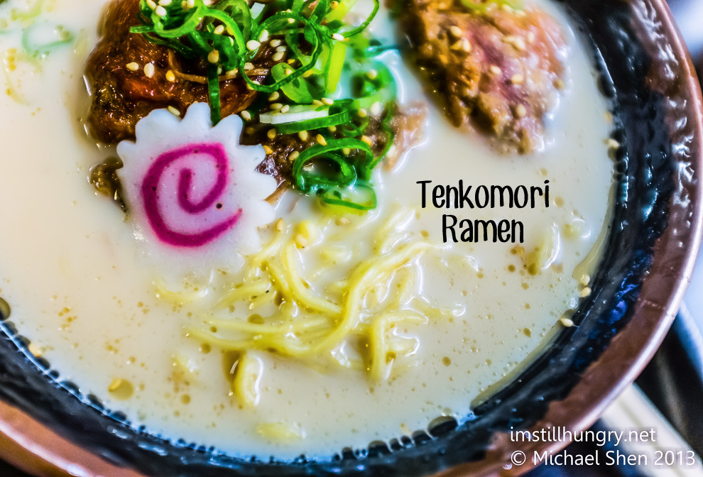Tenkomori Ramen House Cover