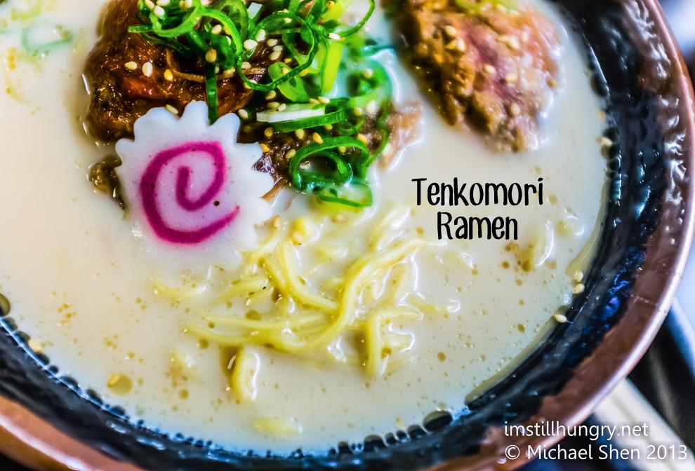 Tenkomori Ramen House Cover