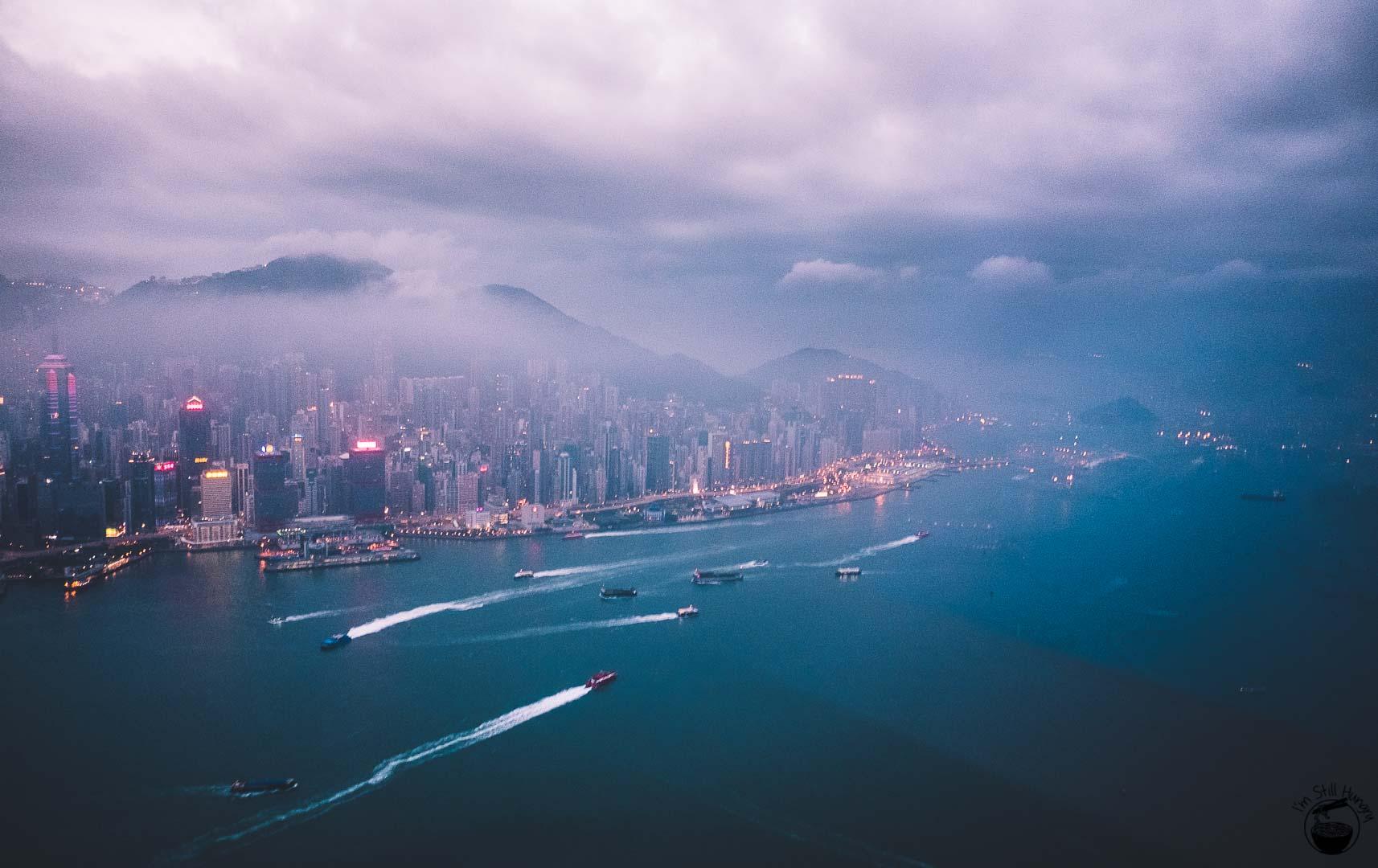 Tenku Ryugin Hong Kong