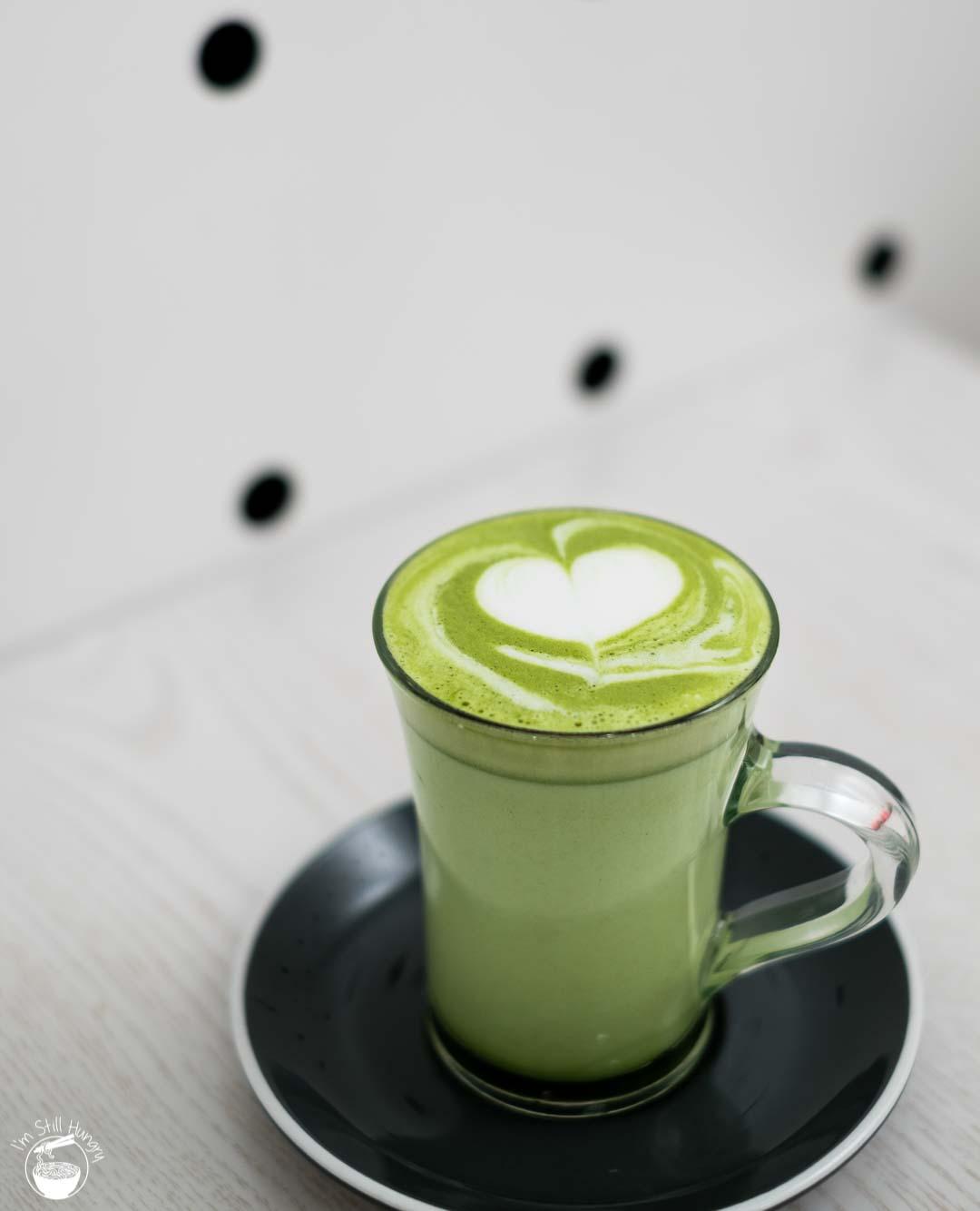 Passiontree Matcha Latte