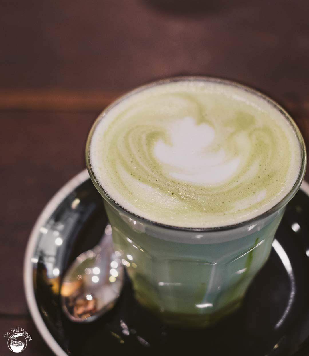My Sweet Memory Matcha Latte