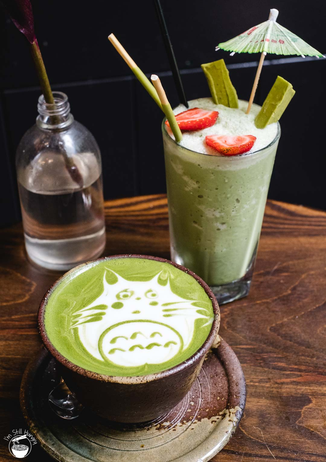 Kahii Cafe Matcha Latte