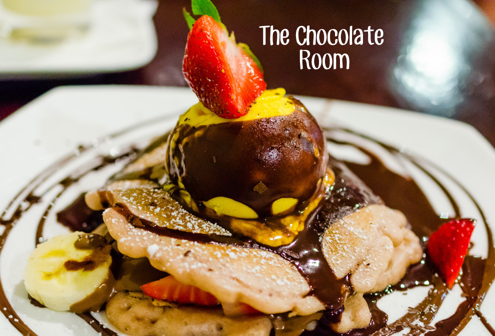 The Chocolate Room Cover