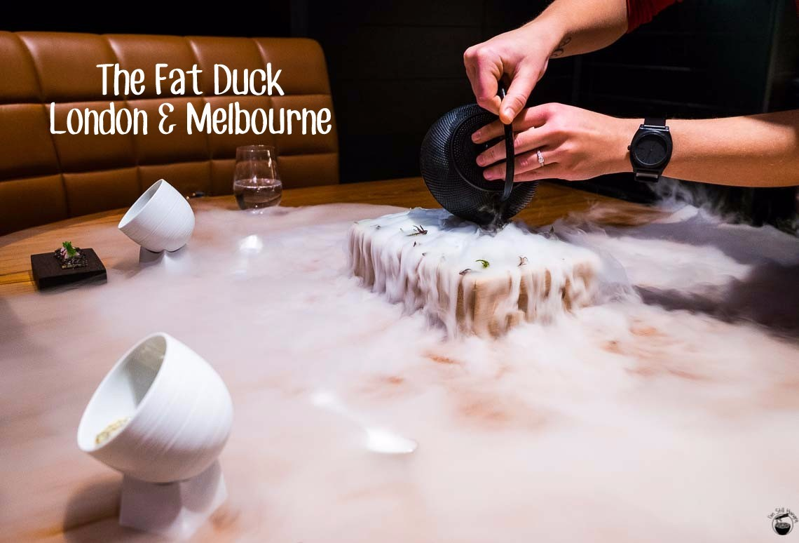 The Fat Duck Melbourne Slider